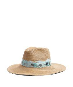 Filù Hats | Batu Tara Medium-Brim Paper-Straw Hat