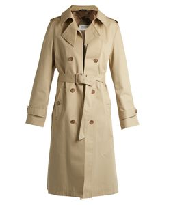 Maison Margiela | Water-Repellent Trench Coat