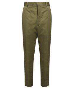 Balenciaga | Straight-Leg Cropped Trousers