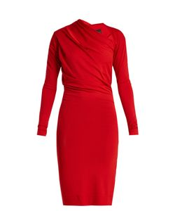 Vivienne Westwood Anglomania | Timans Asymmetric Jersey Dress