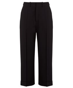 Chloé | Crepe Pleated Trousers