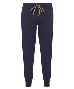 Paul Smith | Tapered Cotton-Jersey Pyjama Trousers