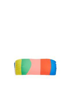 Mara Hoffman   Beach Ball-Print Bandeau Bikini Top