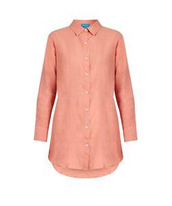 M.i.h Jeans | Oversized Linen-Blend Shirt