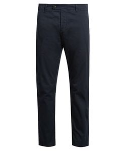 BARENA VENEZIA | Slim-Fit Cotton-Blend Chino Trousers