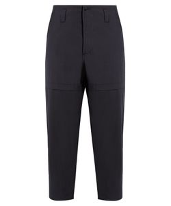 Oamc | Savage Relaxed-Fit Cotton Trousers