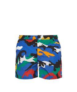 Valentino | Camouflage-Print Swim Shorts