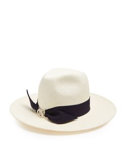 Federica Moretti | Ebe Panama Straw Hat