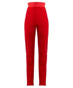 VETEMENTS | X Juicy Couture Velour Track Pants
