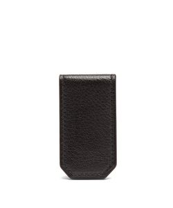 Dunhill | Leather Money Clip