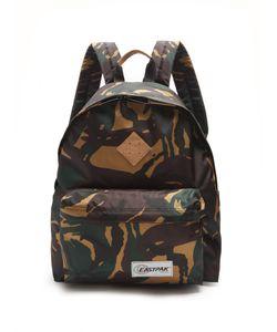 Eastpak | Pakr Camouflage-Print Canvas Backpack