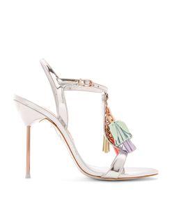 Sophia Webster | Layla Tassel-Embellished Leather Sandals