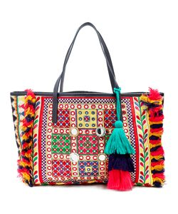 Figue | Fara Embroidered Tote