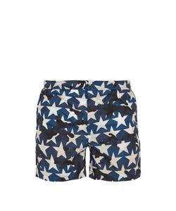 Valentino | Camustars-Print Swim Shorts