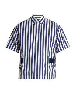 Marni | Striped Cotton-Poplin Shirt