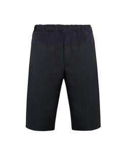 Oamc | High-Rise Wool-Blend Shorts