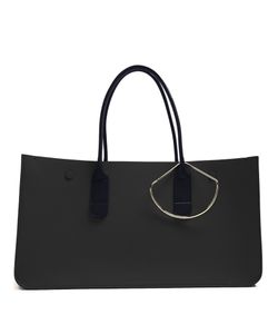 Roksanda | Louise Contrast-Handle Leather Tote