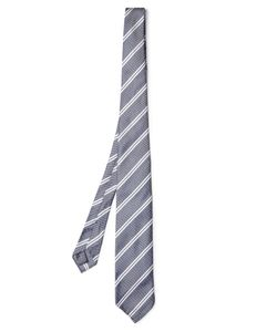 Dunhill | Double-Striped Silk Tie
