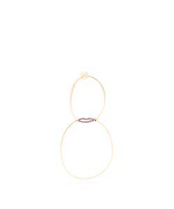 Delfina Delettrez | Ruby Single Earring
