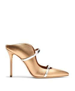 Malone Souliers | Maureen Leather Mules