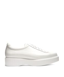 Robert Clergerie | Pasket Low-Top Leather Trainers