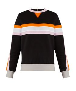 No Ka' Oi | Nau Colour-Block Cotton-Blend Sweatshirt