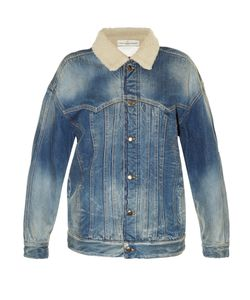 Golden Goose Deluxe Brand   Kinney Shearling-Lined Jacket