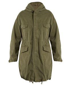 Nili Lotan | North Anorak Cotton-Blend Coat