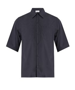 RAEY | Short-Sleeved Cotton Shirt