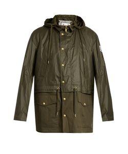 Moncler Gamme Bleu | Hooded Cotton Jacket