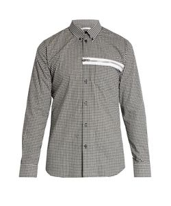 Givenchy | Gingham Cotton Shirt