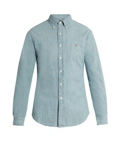Polo Ralph Lauren | Slim-Fit Denim Shirt