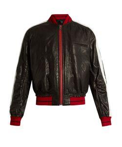 Haider Ackermann | Kills Leather Bomber Jacket