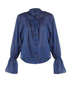 Rachel Comey | Union Banker-Striped Cotton-Blend Shirt