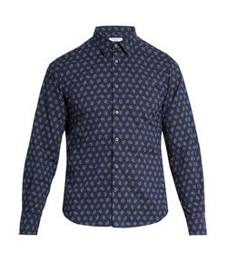 Boglioli | -Print Cotton Shirt