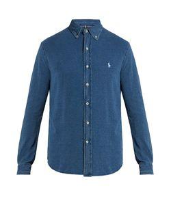 Polo Ralph Lauren | Button-Down Collar Cotton-Piqué Shirt