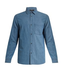 A.P.C. | Jérémie Cotton-Denim Shirt