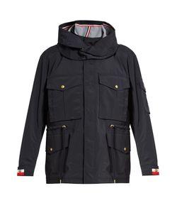 Moncler Gamme Bleu | Drawstring-Waist Lightweight Hooded Field Jacket