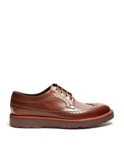 Paul Smith | Grand Raised-Sole Leather Brogues