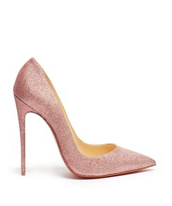 CHRISTIAN LOUBOUTIN | So Kate 120mm Glitter Pumps