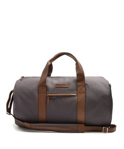 Brunello Cucinelli | Leather-Trimmed Technical-Fabric Holdall