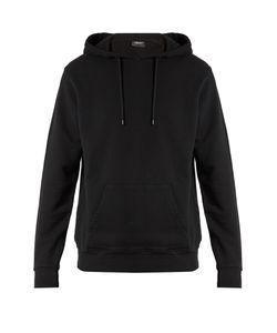MARCELO BURLON | Santiago Hooded Cotton-Jersey Sweatshirt