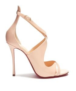CHRISTIAN LOUBOUTIN | Malefissima 100mm Patent-Leather Pumps