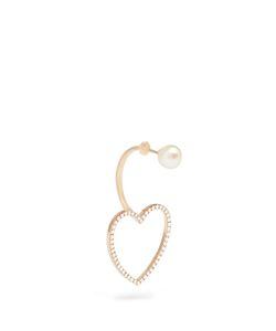 Delfina Delettrez | Diamond Pearl Earring