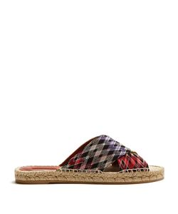 Missoni Mare | Zigzag Knitted Slides