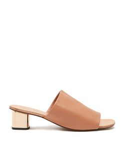 Robert Clergerie | Lato Leather Mules