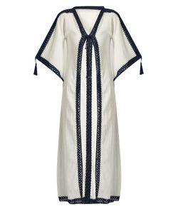 Anna Kosturova   Sheika Cotton-Gauze Long Kimono