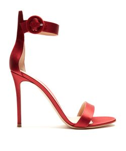 Gianvito Rossi | Portofino Satin Sandals