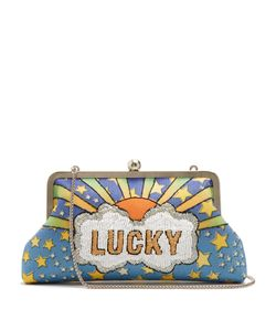 Sarah's Bag | Lucky Embellished Clutch