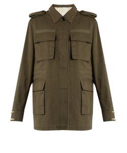 Valentino | Rockstud Untitled 3 Byron Cotton Jacket